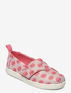 Coral Twill Glimmer - lave sneakers - orange