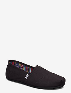 Black/Black Canvas - espadriller - black/black
