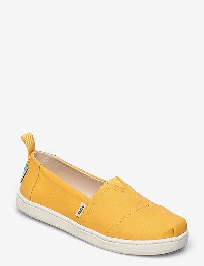 Marigold Canvas - låga sneakers - yellow