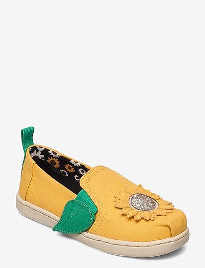 Marigold Canvas/Sunflower Applique - låga sneakers - yellow