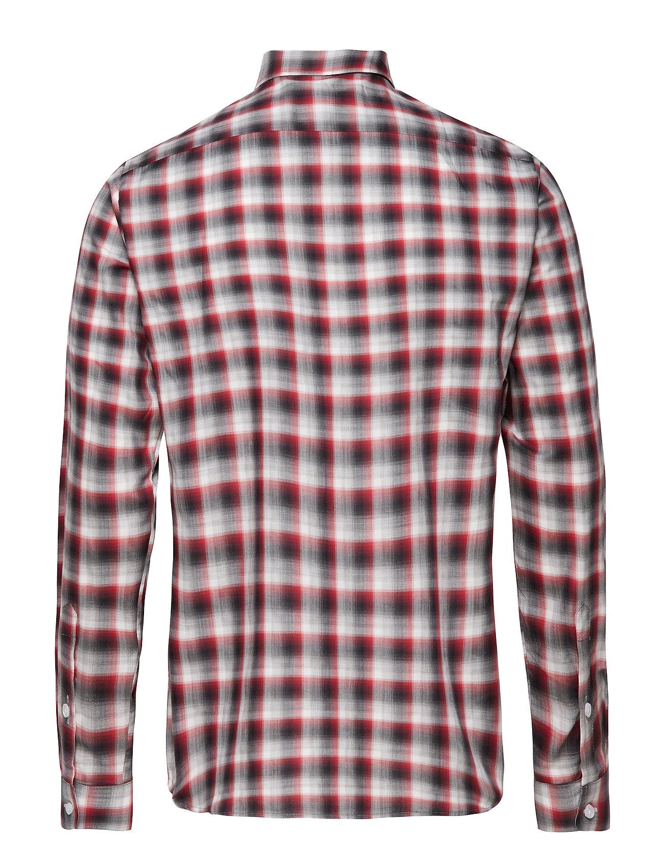 Logocheck With BlurryTonsure Fit Teddy Regular Shirt CsthrQd