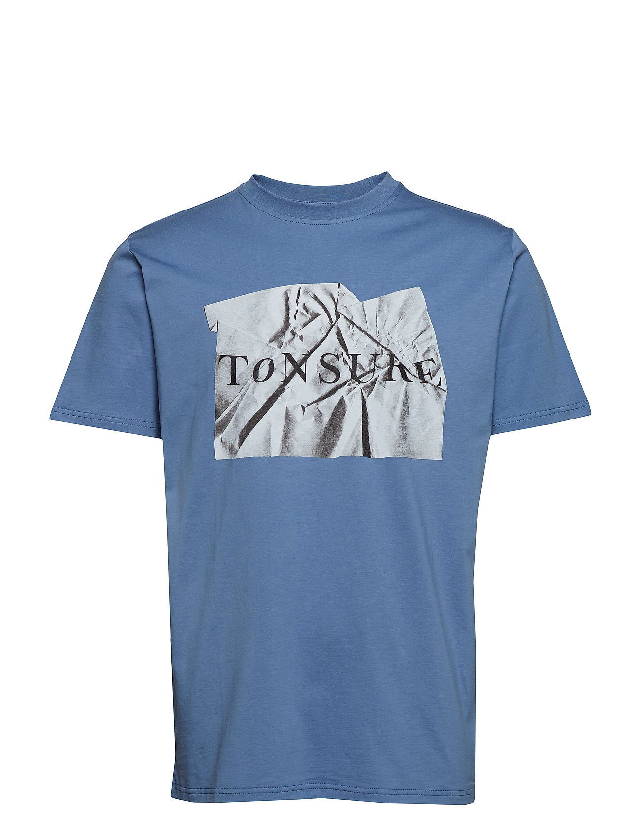 Tonsure T-shirt - BLUE