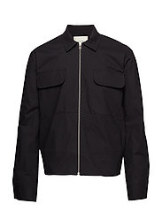Safari Jacket - BLACK