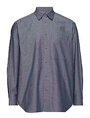 Oversize Shirt - DARK INDIGO