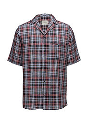 Bowling Shirt - COLORED CHECK