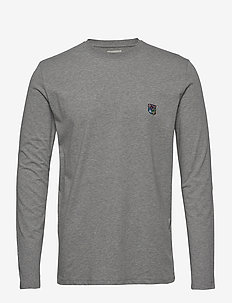 David Long Sleeve - GREY MELANGE