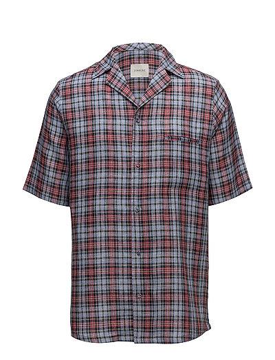 Bowling Shirt - COLORED CHECK