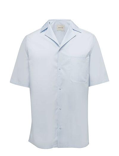 Bowling Shirt - LIGHT BLUE