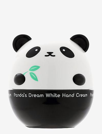 Panda's Dream White Hand Cream - håndcreme & fodcreme - clear