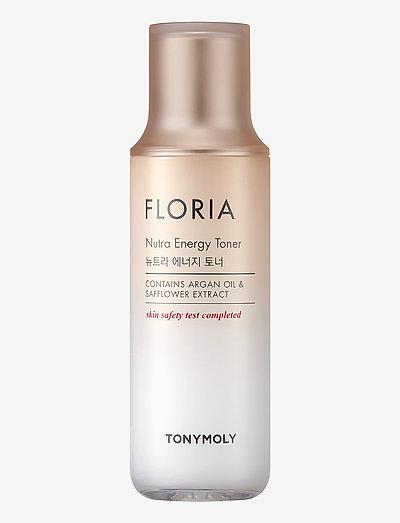 TONYMOLY Floria Nutra Energy Toner 150ml - ansiktsvatten - clear