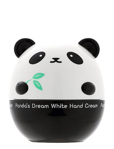 Panda's Dream White Hand Cream - handkräm - clear