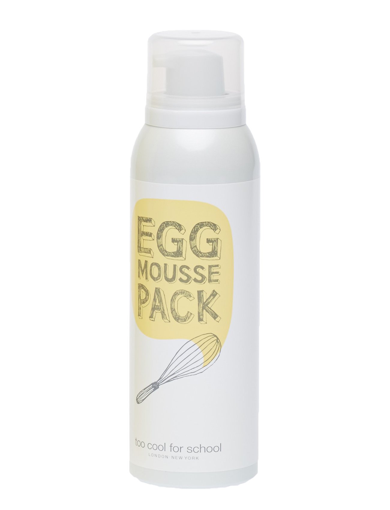 Too Cool For School Too Cool For School Egg Mousse Pack - CLEAR