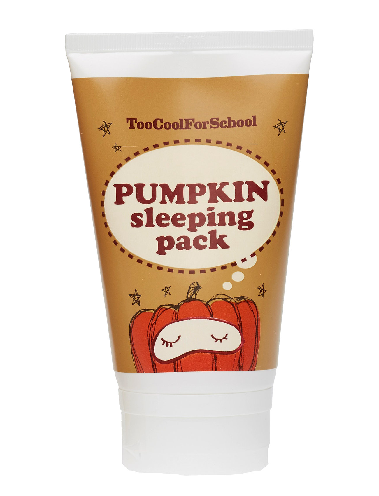 Too Cool For School Too Cool For School Pumpkin Sleeping Pack - CLEAR