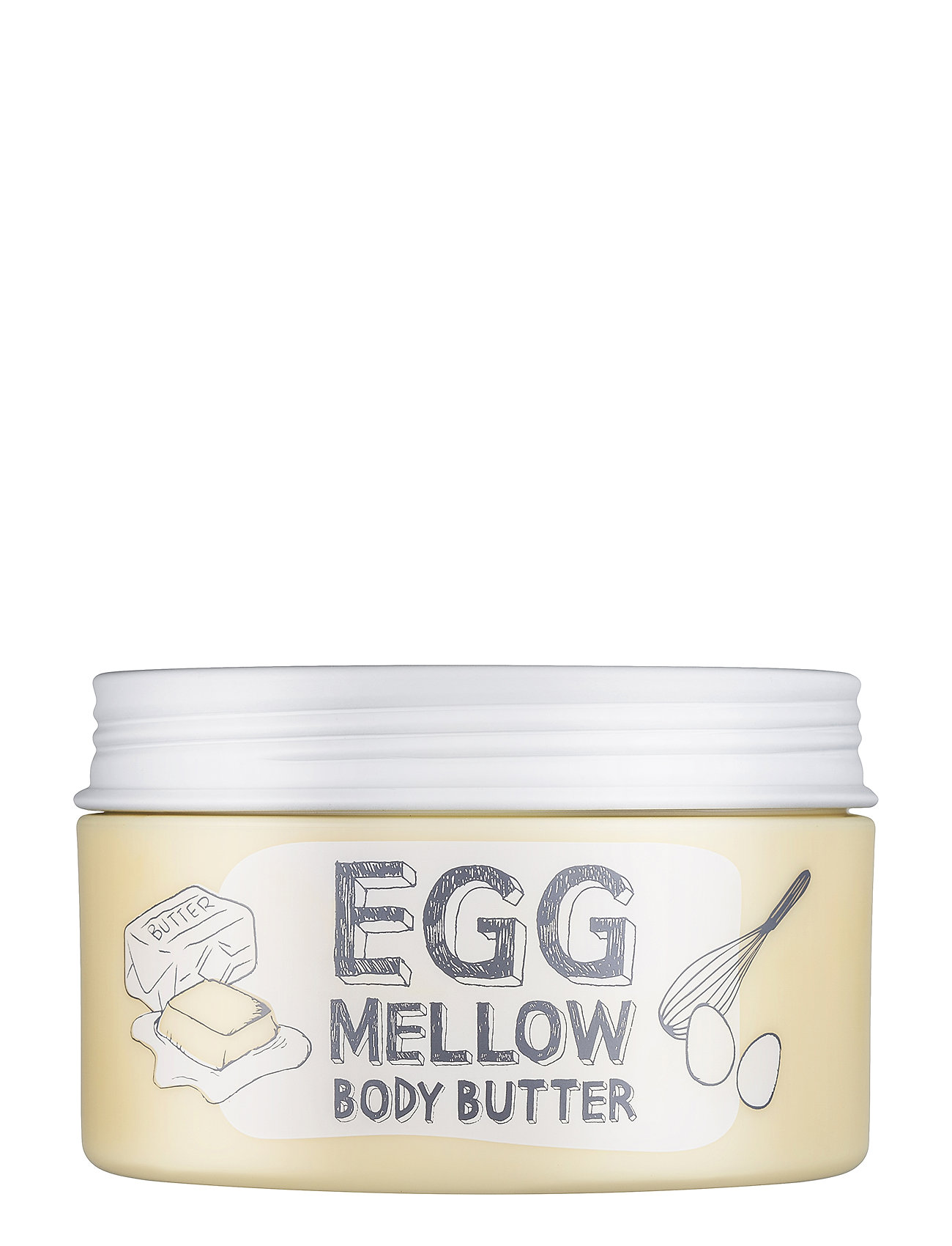 Too Cool For School Too Cool For School Egg Mellow Body Butter - CLEAR