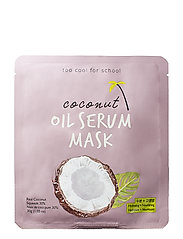 Too Cool For School Coconut Oil Serum Mask
