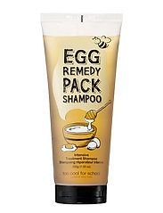 Too Cool For School Egg Remedy Pack Sampoo - CLEAR