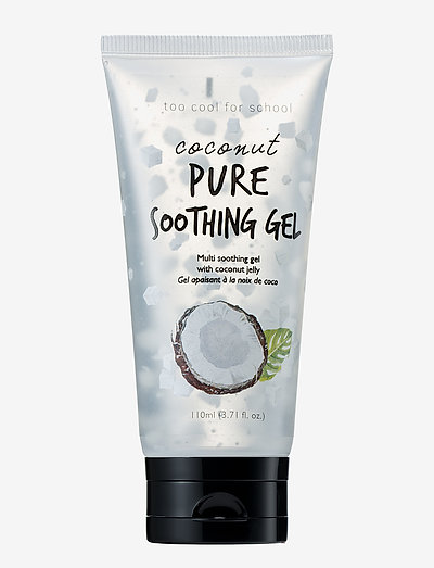 Too Cool For School Coconut Pure Soothing Gel - CLEAR