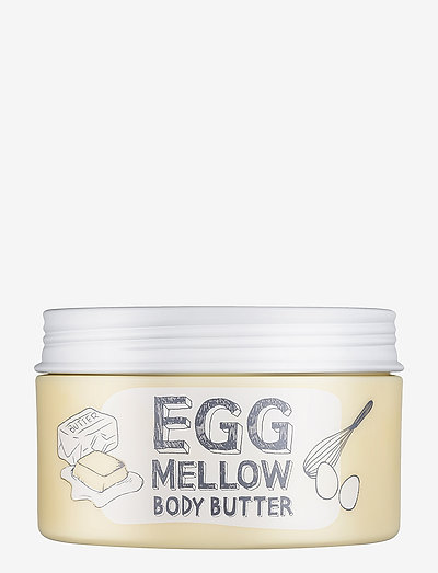 Too Cool For School Egg Mellow Body Butter - body cream - clear