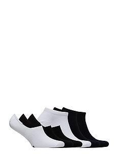 SNEAKERS, 6-P COTTON - chaussette de cheville - multi