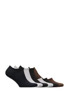 SNEAKERS, 6-P BAMBOO - chaussette de cheville - multi