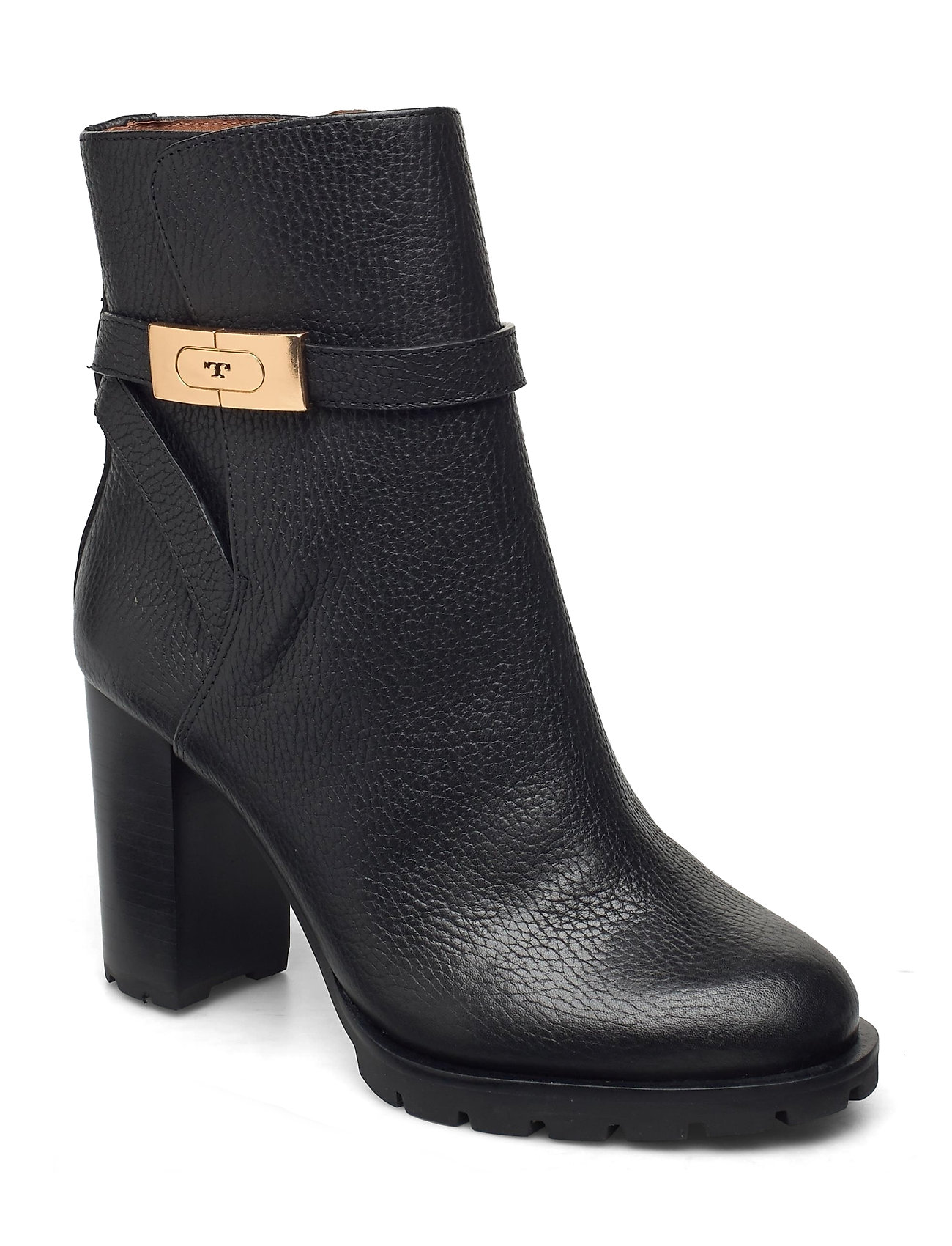 Image of Ankle Bootie Shoes Boots Ankle Boots Ankle Boot - Heel Sort Tory Burch (3455225463)