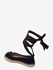 Tory Burch - MINNIE BALLET ESPADRILLE - flade espadrillos - perfect black - 2
