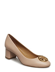 CHELSEA 50MM PUMP - GOAN SAND