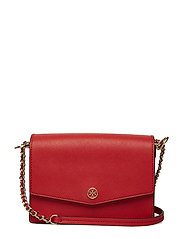 ROBINSON MINI SHOULDER BAG - BRILLIANT RED