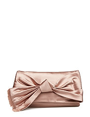 ELEANOR CLUTCH - SHELL PINK