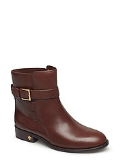 BROOKE ANKLE BOOTIE - PERFECT BROWN