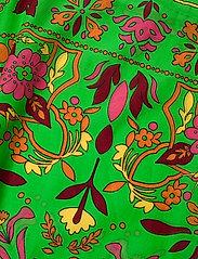 Tory Burch - PRINTED LONG CAFTAN - sommerkjoler - green splash - 2