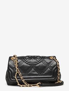 FLEMING SOFT MINI BAG - väskor - black