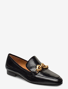 JESSA 20MM LOAFER - loaferit - perfect black