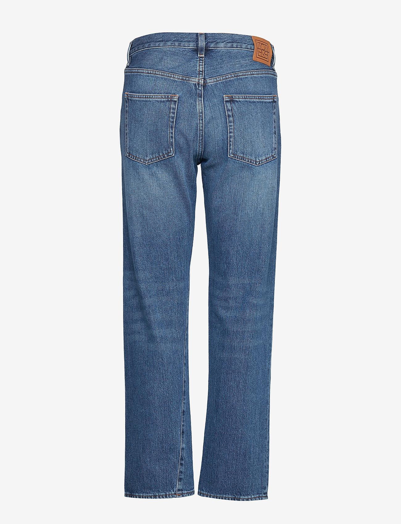 Totême - ORIGINAL DENIM - straight jeans - washed blue 405 - 1