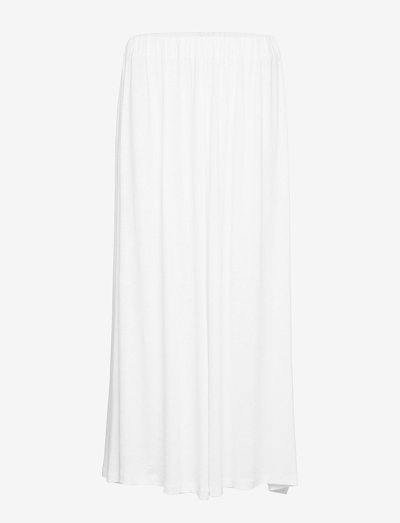 Totême - AMELIA - maxi nederdele - white - 0