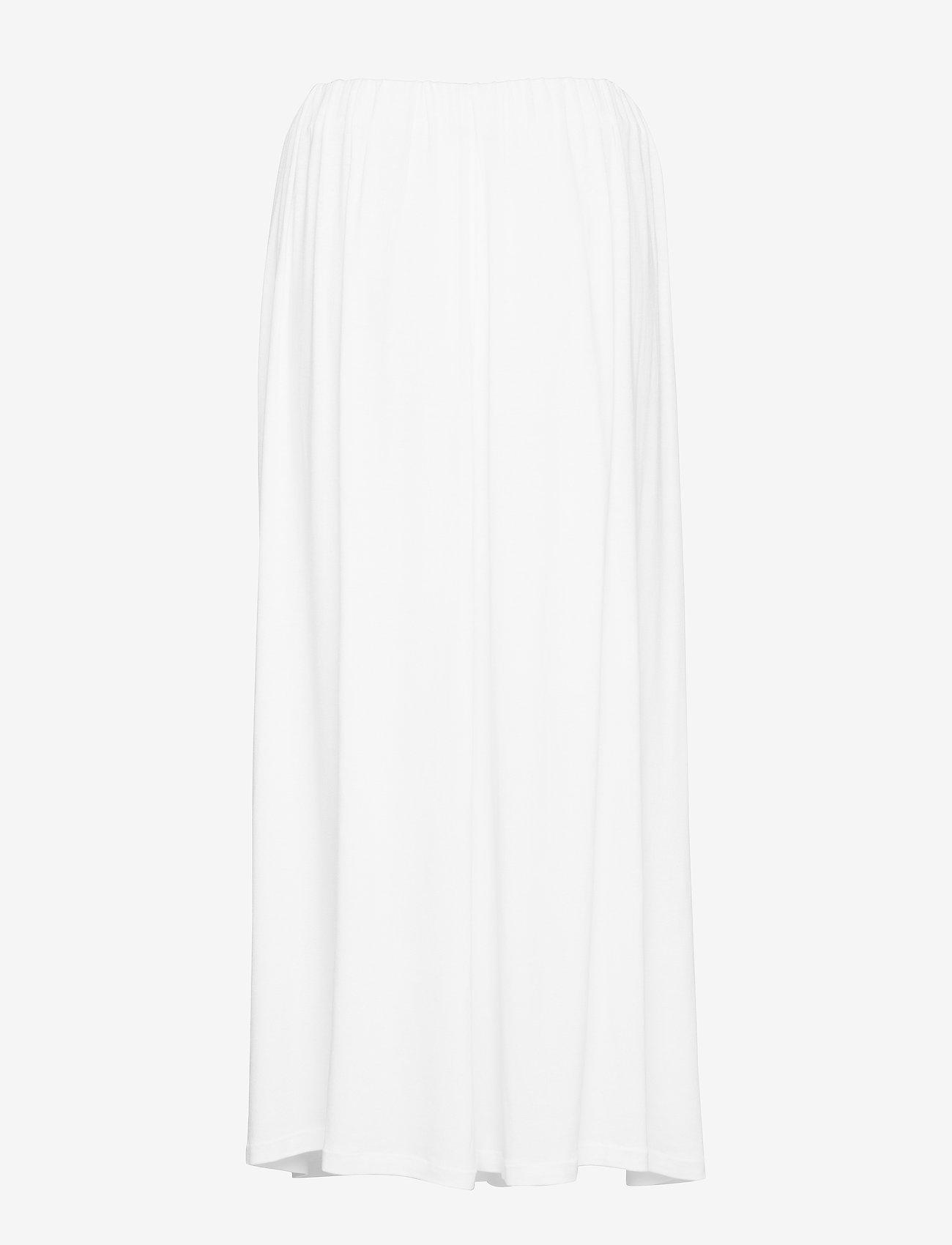 Totême - AMELIA - maxi nederdele - white - 1