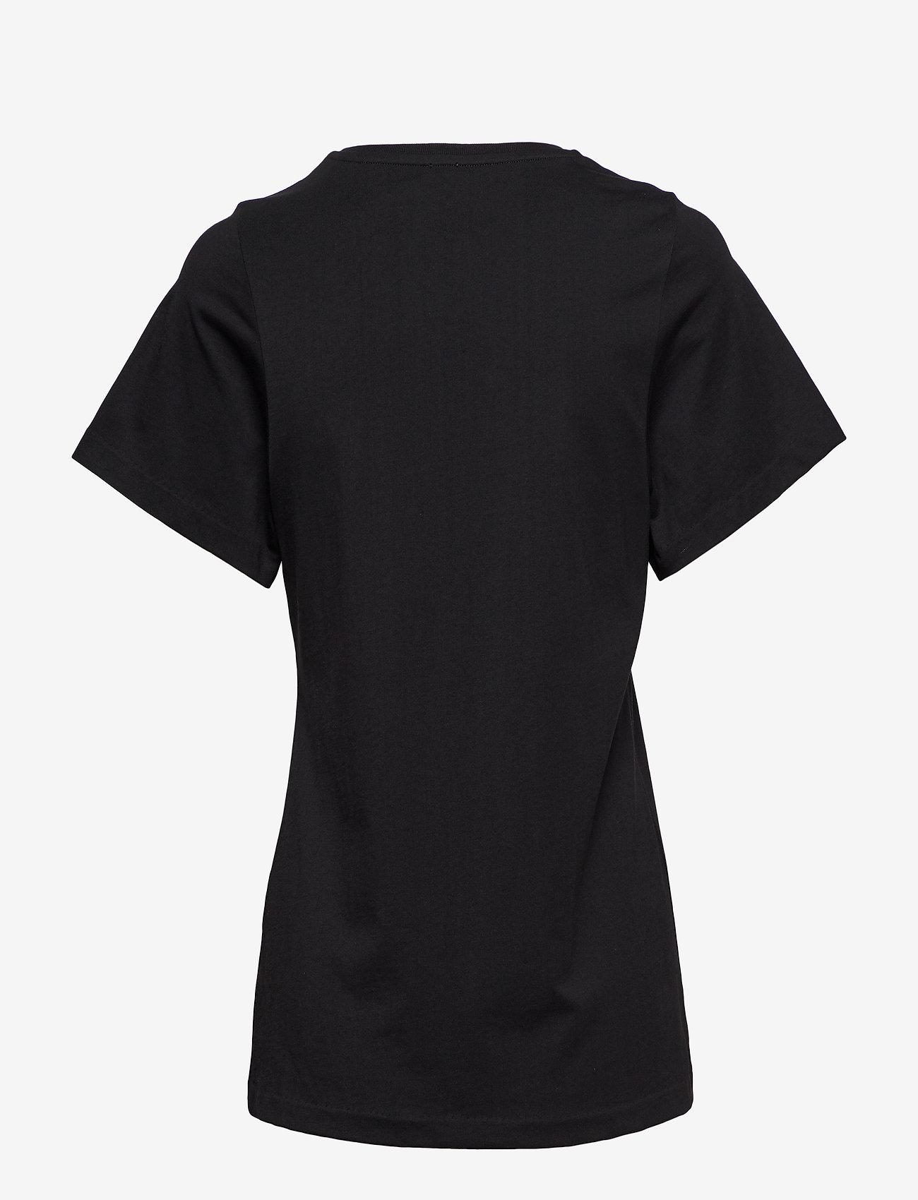 Totême - ESPERA - t-shirts - black 200 - 1