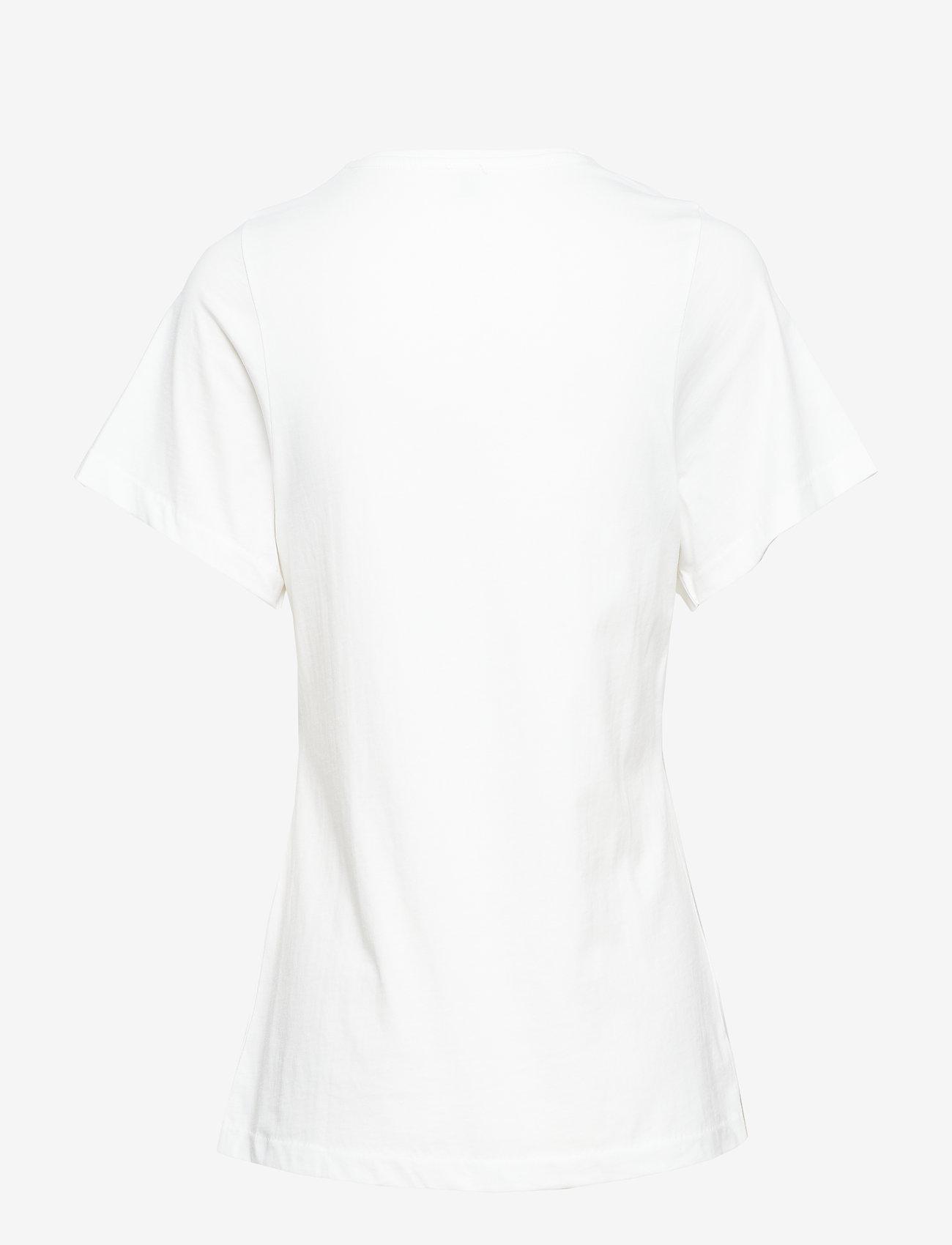 Totême - ESPERA - t-shirts - off-white 110 - 1