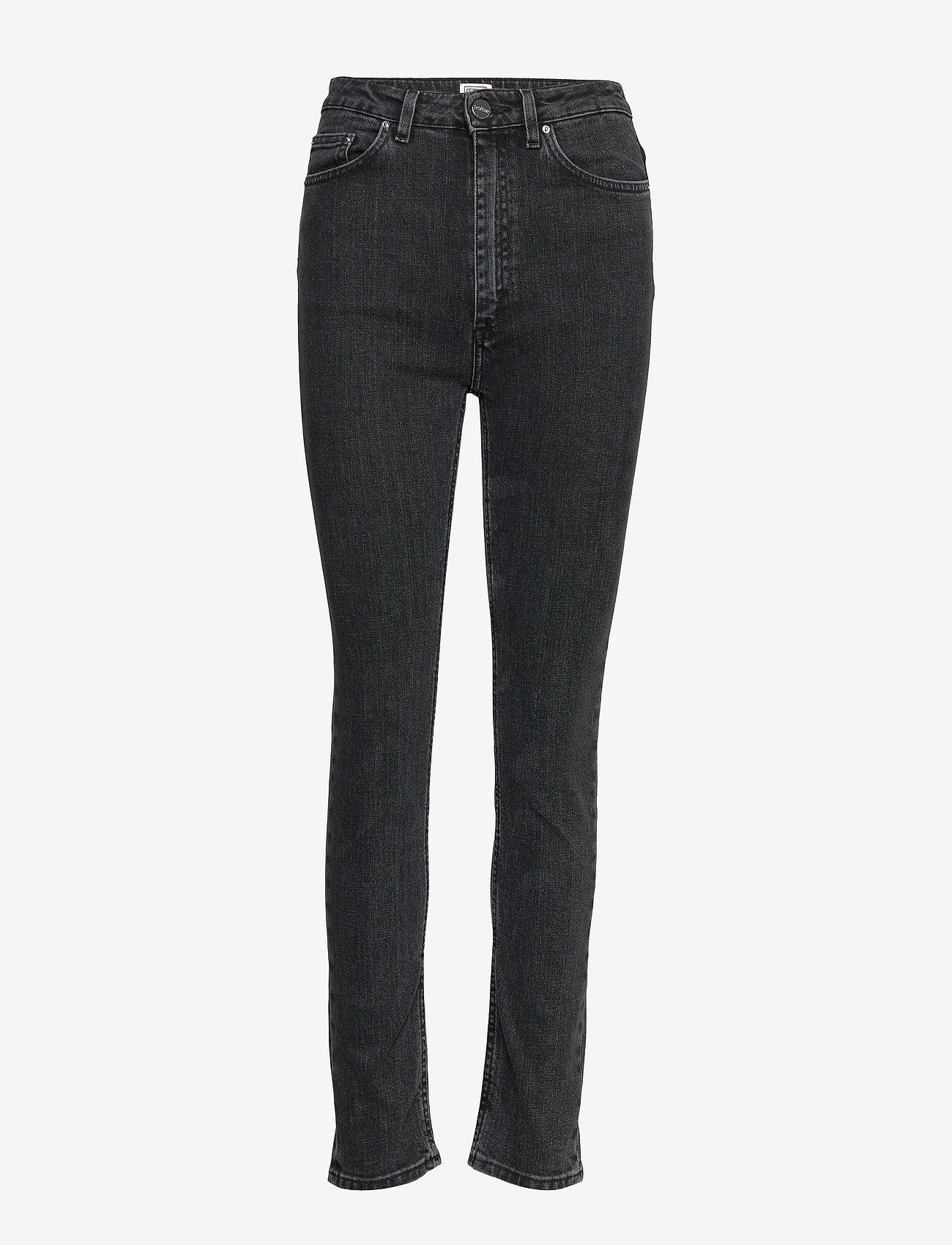 Totême - NEW STANDARD DENIM - slim jeans - grey wash 300 - 0
