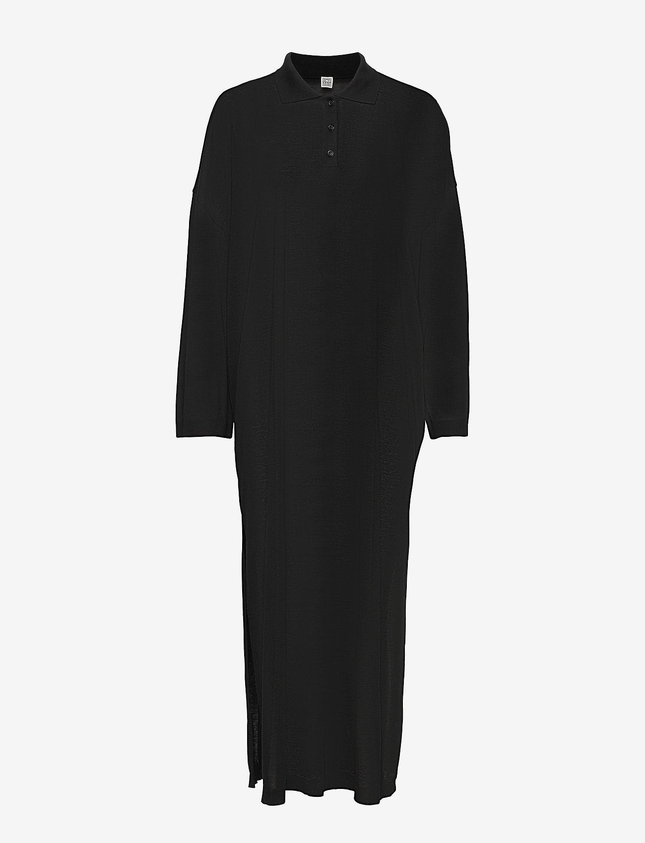 Totême - BARZIO DRESS - maxi dresses - black 200