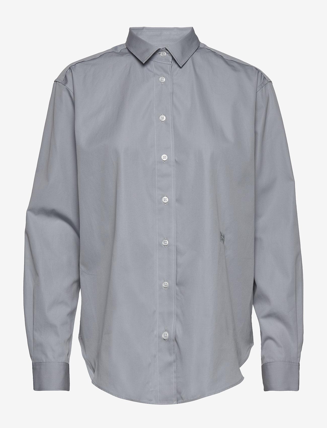 Totême - CAPRI - long-sleeved shirts - dove 460