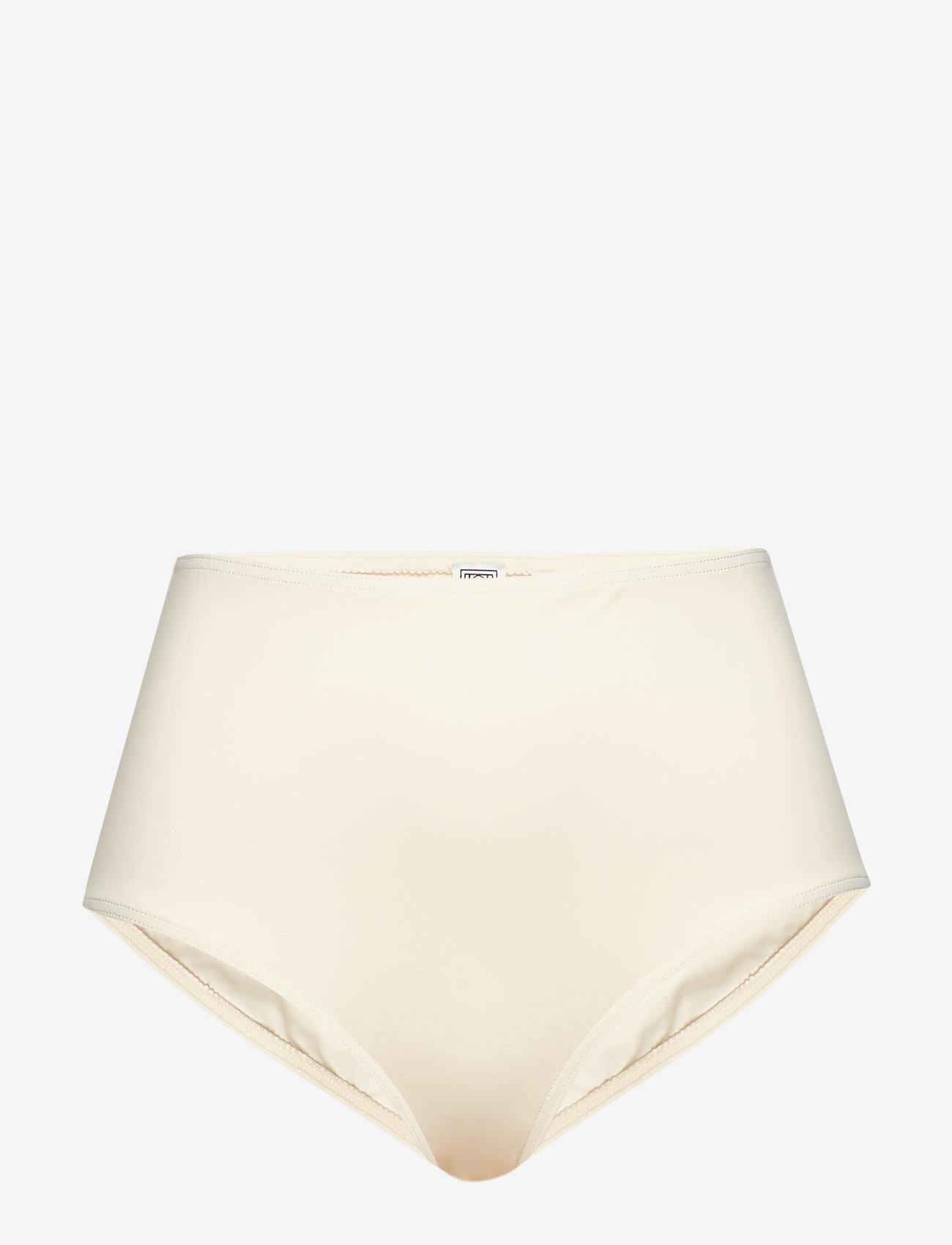 Totême - PETRONA - bikini underdele - creme 820 - 0