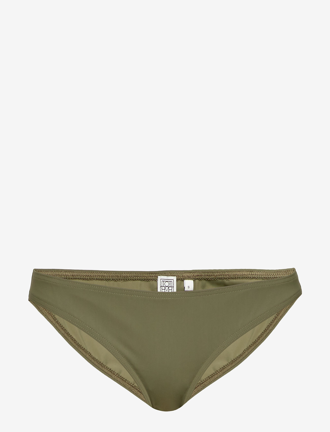Totême - NANTES - bikini underdele - green 490 - 0