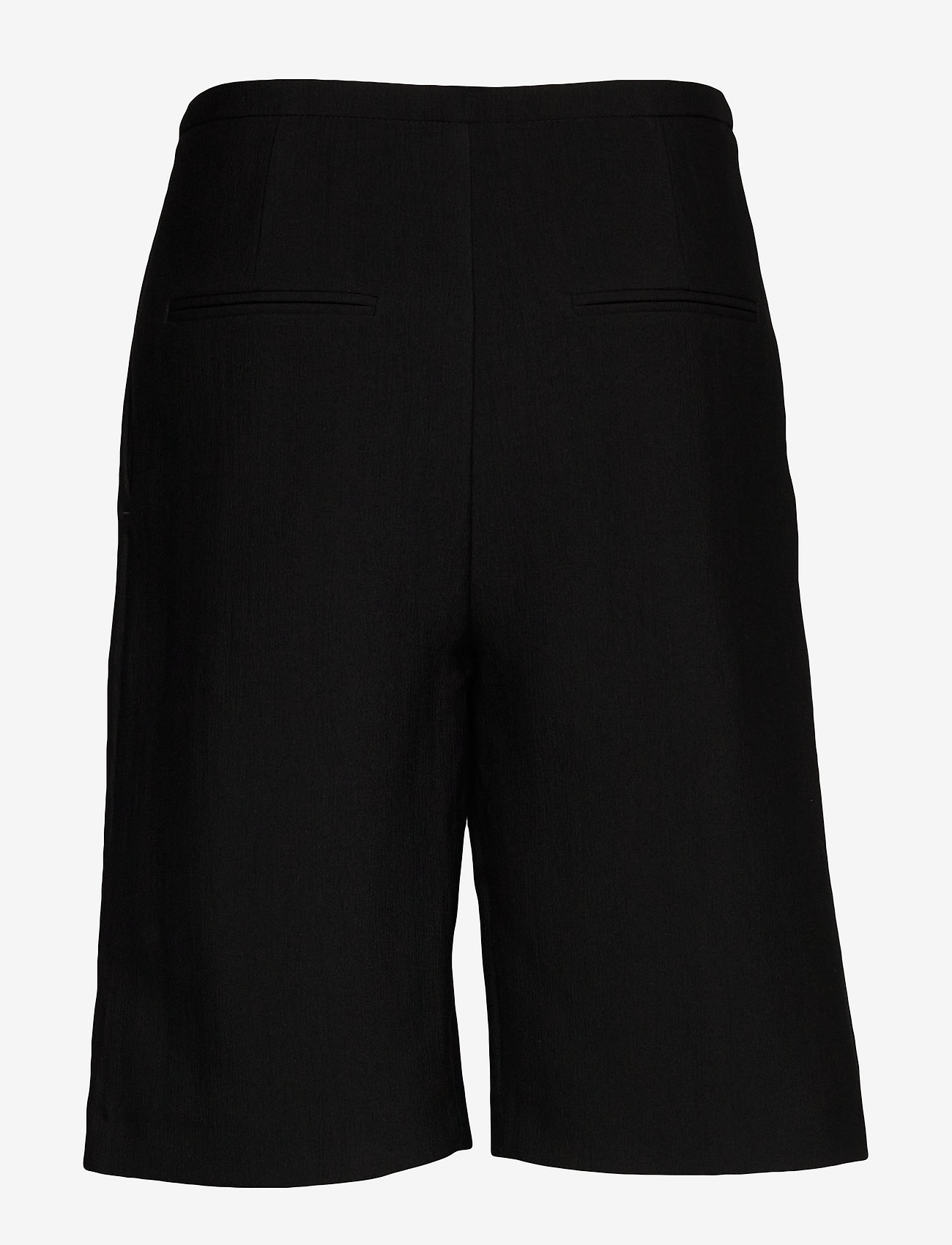 Totême - LLUC - bermudy - black 200 - 1