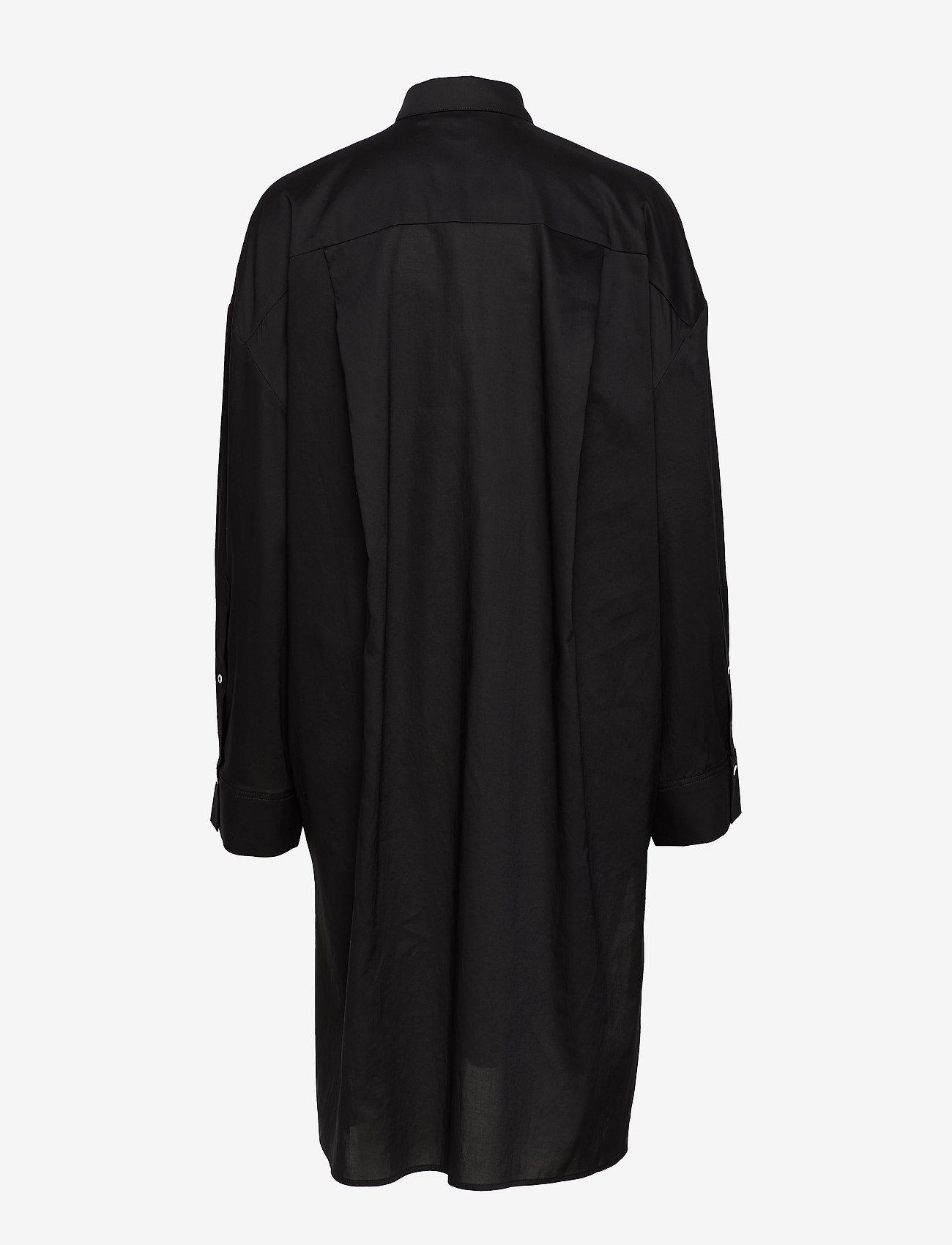 Totême - PINA - midi kjoler - black 200 - 1