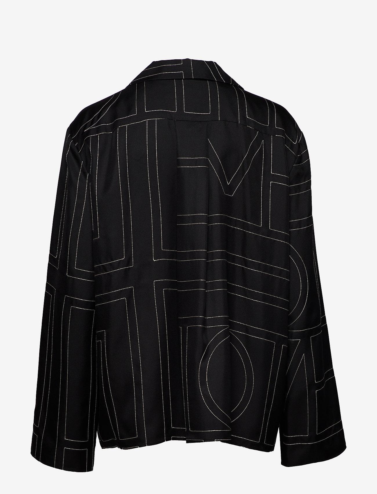 Sanville (Black Monogram 925) - Totême yFYNB0