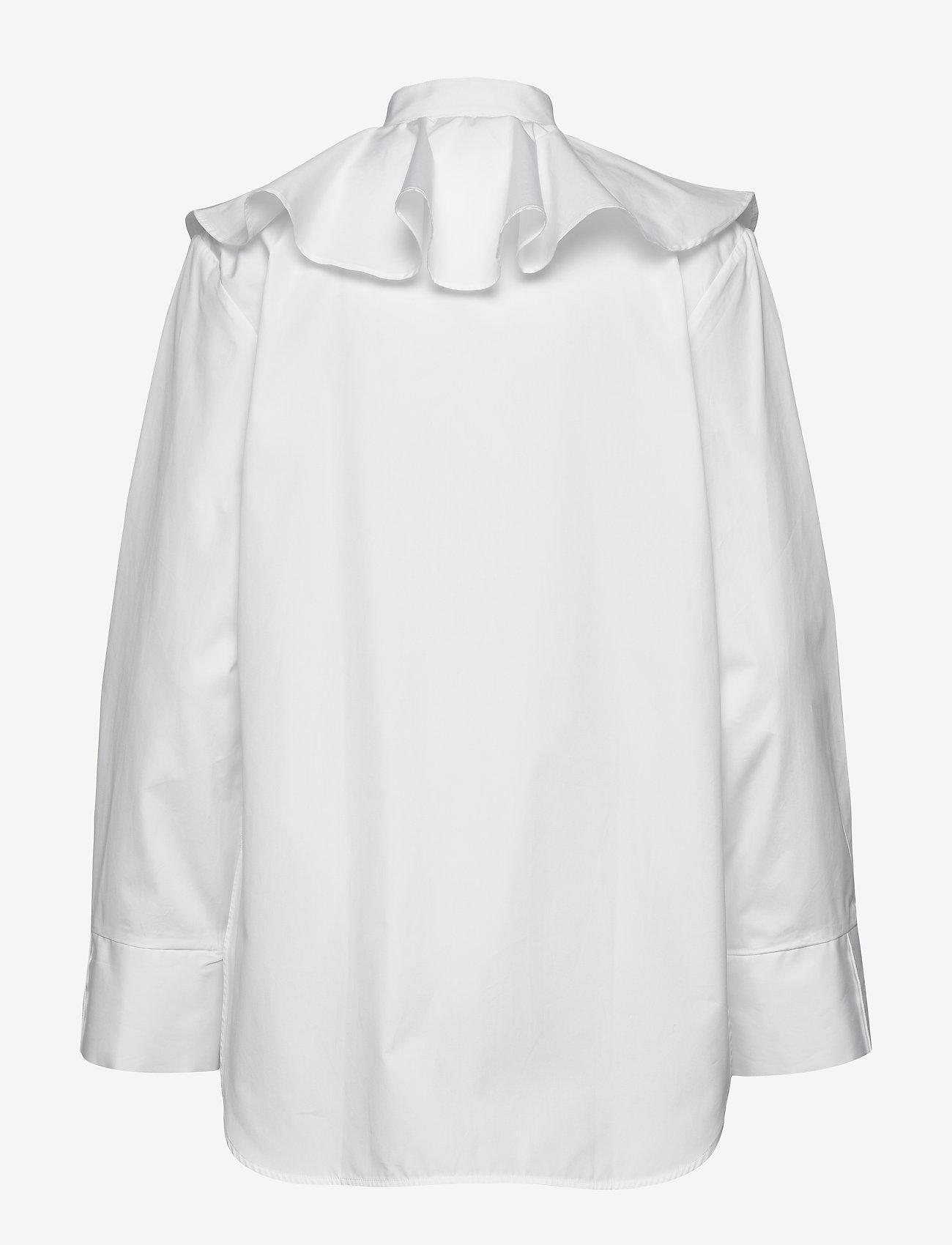 Totême - CABRERA - langærmede skjorter - white 100 - 1