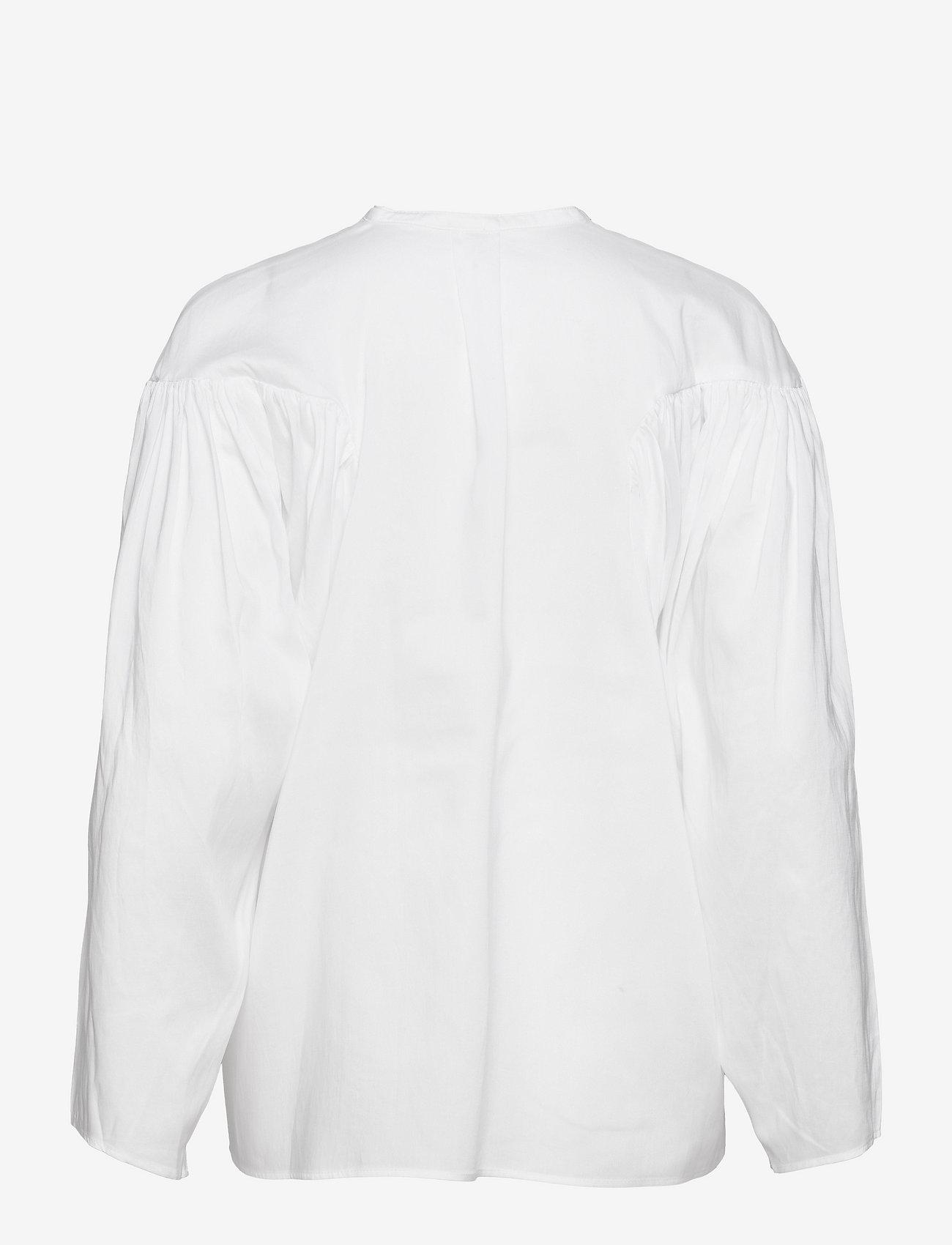 Totême - MONCTON - langærmede bluser - white 100 - 1