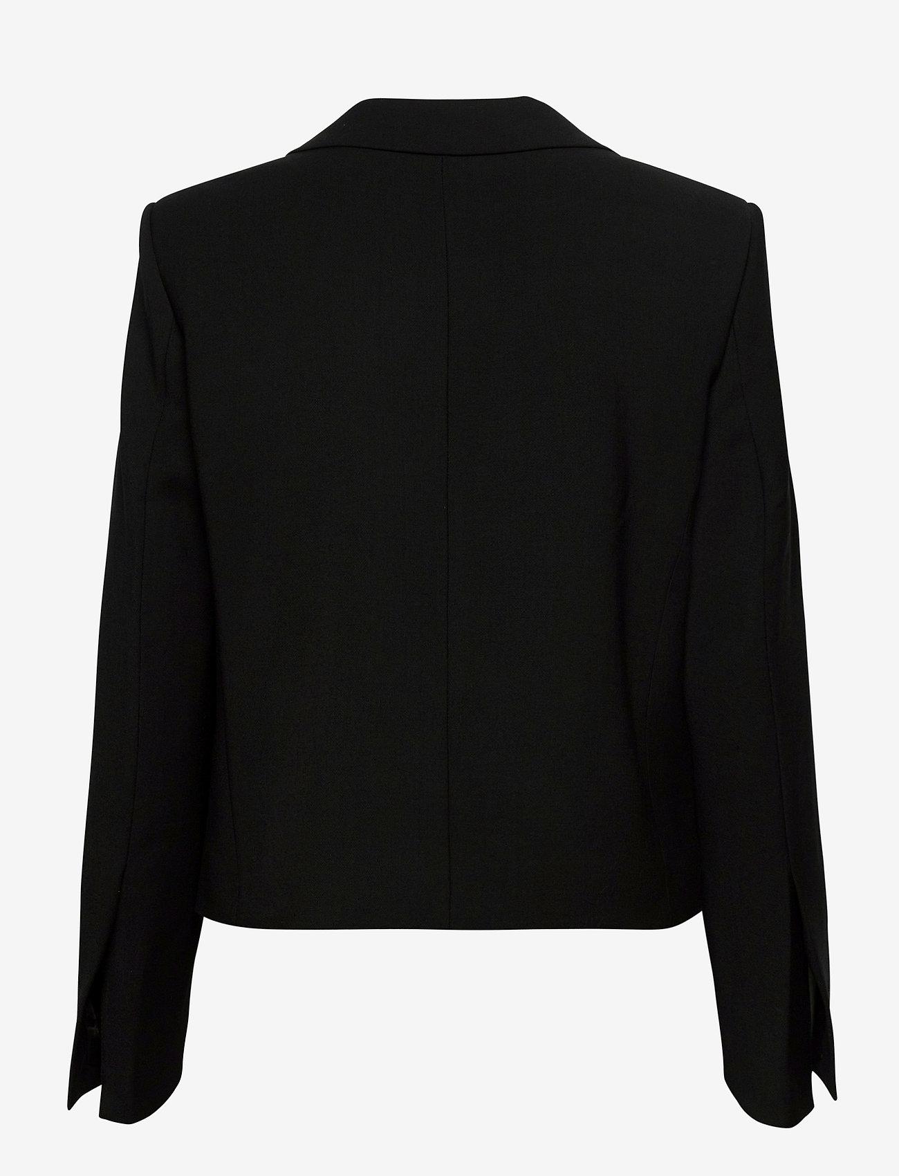 Totême - ANDRANO - getailleerde blazers - black 200 - 1