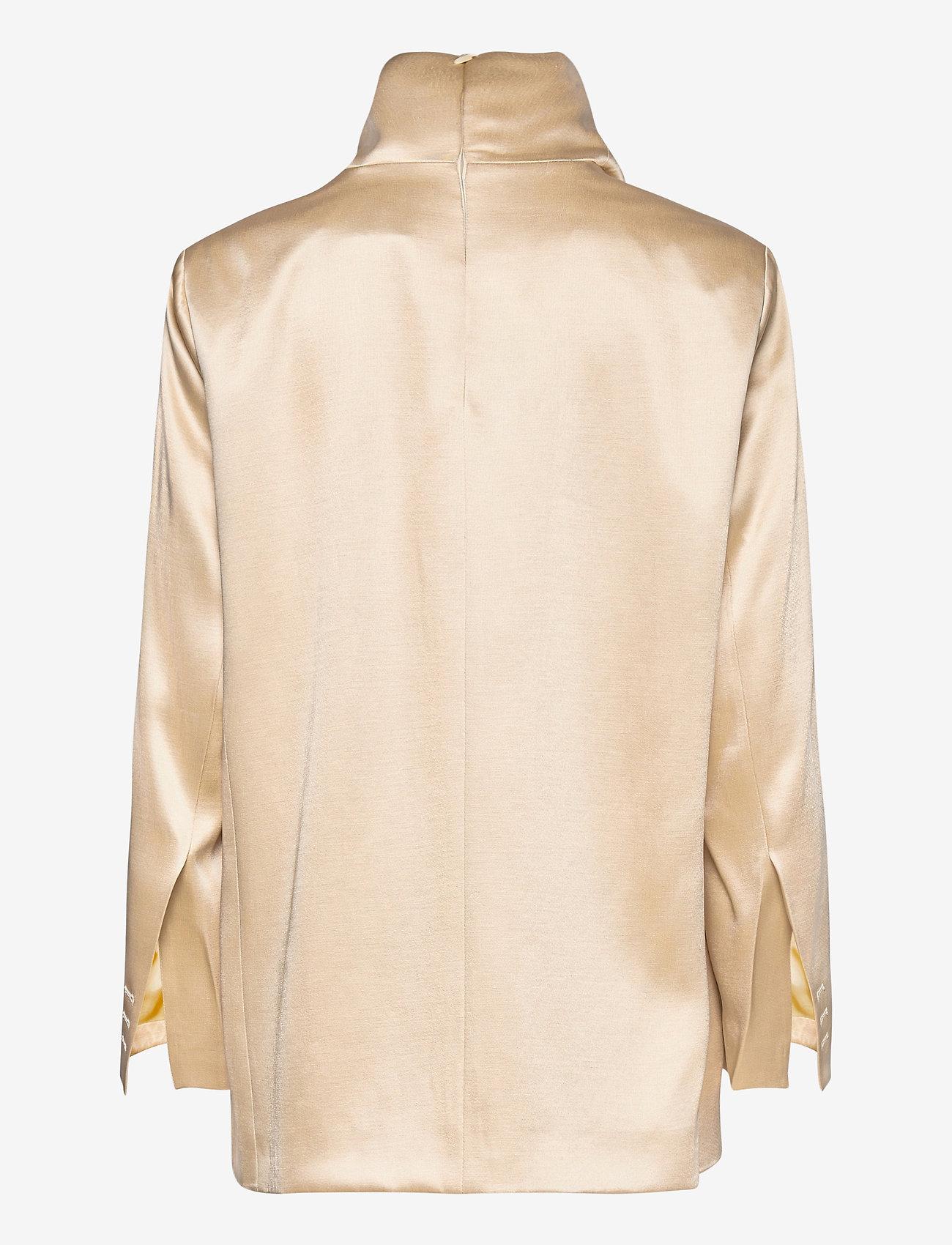 Totême - APREMONT - oversized blazers - ivory 160 - 1
